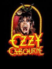 OZZY OSBOURNE cd cvr SPEAK OF THE DEVIL Official SHIRT LRG New black sabbath