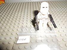 LEGO  VINTAGE  MINIFIG STAR WARS minifigure  Snowtrooper  8084   7666  7749 7879