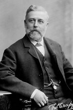 New 5x7 Photo: English Inventer, Plumber and Toilet Popularizer Thomas Crapper