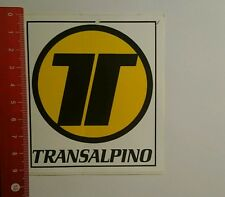 ADESIVI/Sticker: transalpino (0310166)