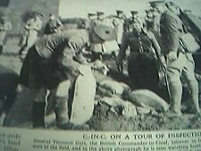ephemera 1939 ww2 scottish troops digging in france ww2
