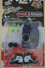"GIFT FOR KIDS Finger Skate In Line ""Grip & Tricks"" Finger Roller Model 12"