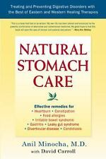 Natural Stomach Care: Treating and Preventing Digestive Disorders with the Best