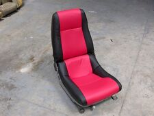 CHEVY CORVETTE C3 1979-1983 IGGEE S.LEATHER CUSTOM FIT SEAT COVER 13COLORS