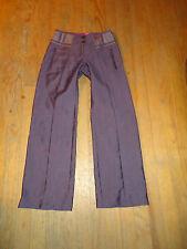 pantalon Aventures Des Toiles  T.40  NEUFS!!!Violet