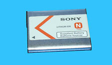G ORIGINAL SONY NP-BN BATTERY BC-CSN DSC TX55 TX300 TX200 W620 W610 W670 W690 UK
