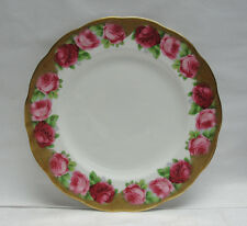 "ROYAL ALBERT CHINA - OLD ENGLISH ROSES/MOTHER'S DAY Pattern - 10"" DINNER PLATE"