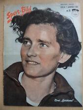 SPORT IM BILD 16 - 1953 Christa Selinger Weltfestspiele Nürburgring Ostseewoche