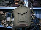 Genuine Russian and Soviet Army Military Canvas Bag, Backpack Veshmeshok