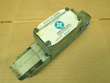 Vickers DG4V3-6C-WH-10 3000PSI Solenoid Operated Directional Valve