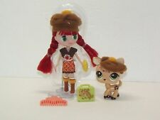 Blythe Loves the Littlest Pet Shop Doll and Pet Set Autumn Glam #B6 #1620 deer