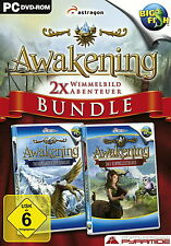 AWAKENING BUNDLE  WIMMELBILD-SPIEL  PC DVD-Rom