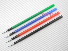 8 Refills for Pilot FriXion Ball Multi Pen 0.5mm Erasable Rollerball pen 4 Color