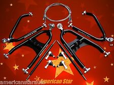 American Star Pro X +2 up 1 Chromoly Racing A-Arm Package For Honda TRX 250R