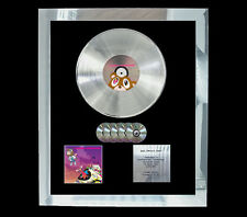 KANYE WEST GRADUATION   MULTI (GOLD) CD PLATINUM DISC FREE POSTAGE!!