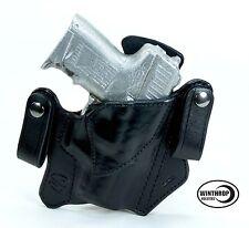 """H&K P2000SK 3.26"""" Barrel IWB Right Hand Black Holster Item #0315"""