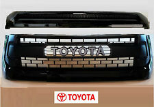 NEW GENUINE TOYOTA TRD PRO GRILLE 2014 2015 2016 2017 TUNDRA BLACK