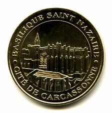 11 CARCASSONNE Basilique Saint-Nazaire, 2010, Monnaie de Paris