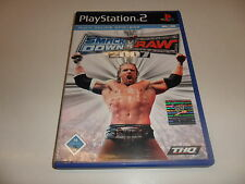 PlayStation 2  PS 2  WWE Smackdown vs. Raw 2007