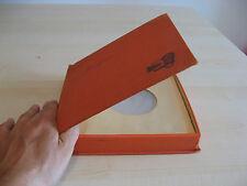 Vecchio Contenitore Box Valigetta Porta 45 Giri Vintage Anni 60 Per VINILE