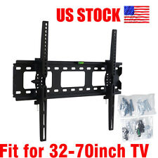 Tilt TV Bracket Wall Mount For Sony LG Panasonic SHARP FUJITSU PHILIPS 32-70""