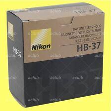 Genuine Nikon HB-37 Bayonet Lens Hood AF-S DX 55-200mm f/4-5.6G ED VR II