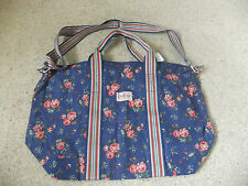 CATH KIDSTON FIELD ROSE EXTRA LARGE FOLD AWAY SHOPPER COTTON BAG TOTE NEW