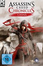 Assassin's Creed Chronicles: China - Uplay - Key - Code - assassins - Digital PC