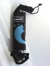 New Surfboard Longboard Leash 10' Coiled Stand UP Paddle Board Leash SUP - Black