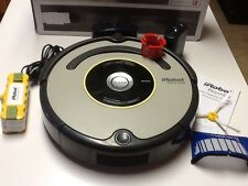 iRobot Roomba 650 Automatic Vacuum Cleaner Robot, Dock,Warranty See Description