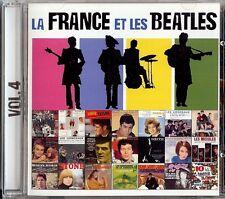 VARIOUS ARTISTS - LA FRANCE ET LES BEATLES  VOL.4   CD  2007  MAGIC RECORDS
