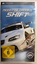 Need for Speed: Shift (Sony PSP, 2009)