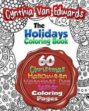 Adult Coloring Books and Coloring Books for Children: The Holiday Coloring...