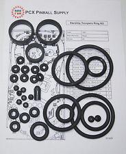 1997 Sega Starship Troopers Pinball Machine  Rubber Ring Kit - Basic Ring Kit