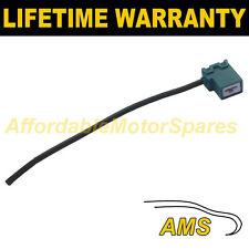 1X H3 SPOT FOG LAMPS CERAMIC BULB HOLDER WIRE ANGLED END FF01