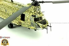 DISCONTINUED !!! Boeing Chinook HC1 CH-47 1991 Diecast 1/72 Military Heli No 14