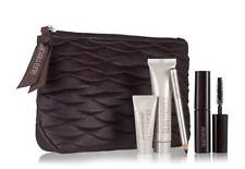 LAURA MERCIER DARK CHOCOLATE PU COSMETIC MAKEUP POUCH ONLY #SALE