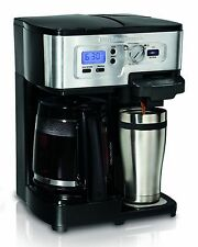 Hamilton Beach 49983 2-Way FlexBrew Coffeemaker Brew Station