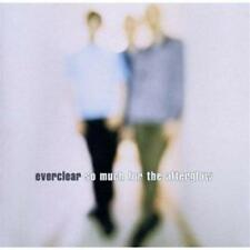 EVERCLEAR - SO MUCH FOR THE AFTERGLOW - CD, 1997 - PARTIAL ARTWORK / NO CASE
