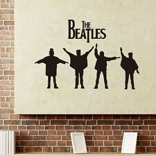 The Beatles Art Quote Wall Decal Decor Room Stickers Vinyl Removable Home Mural