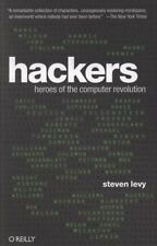 Hackers: Heroes of the Computer Revolution by Steven Levy (2010) Brand-New