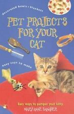 Pet Projects for Your Cat: Easy Ways to Pamper Your Kitty