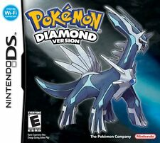 Pokemon Diamond DS Game DSi 3DS 3DSXL 2DS PAL FORMAT + FREE Accessory