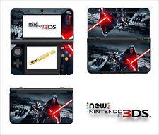 SKIN STICKER AUTOCOLLANT - NINTENDO NEW 3DS - REF 201 STAR WARS