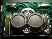 ROLLEIFLEX 2,8 GX ROLLEI LIMITED EDITION 03/12 75 YEAR ANNIVERSARY CAMERA