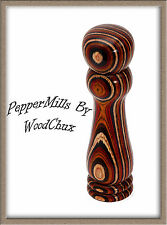 """Peppermill or Salt Mill ProGrind Woodturning Lathe Kit Variable Length 4"""" To 12"""""""