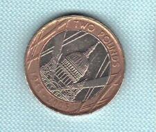 Elizabeth II. £2 Pounds 2005 WW2 St Paul's Cathedral.  Coin Hunt