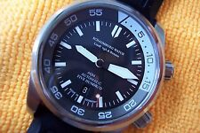 Schaumburg Linburgh and Benson Aquamatic III 500 m.Divers 44 mm.Germany Made