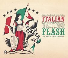 Italian Tattoo Flash: The Best of Times Collection, , , Very Good, 2014-06-28,