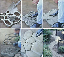 Paving Concrete Mold Garden Stone Mould Mould Driveway Pathmate Pavement